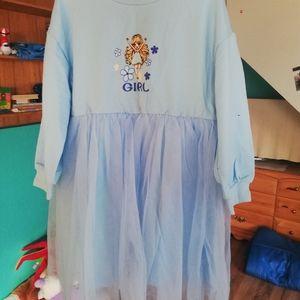 New girls Disney dress